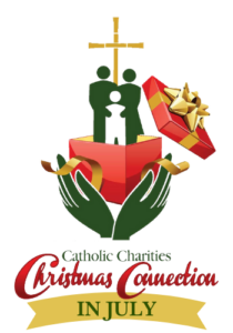 Christmas Connection in July Final Logo