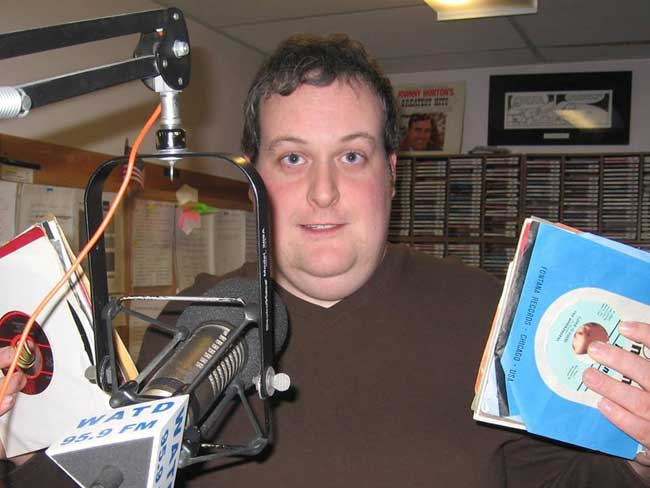 Kevin Boles Oldies Fan Radio Show Host