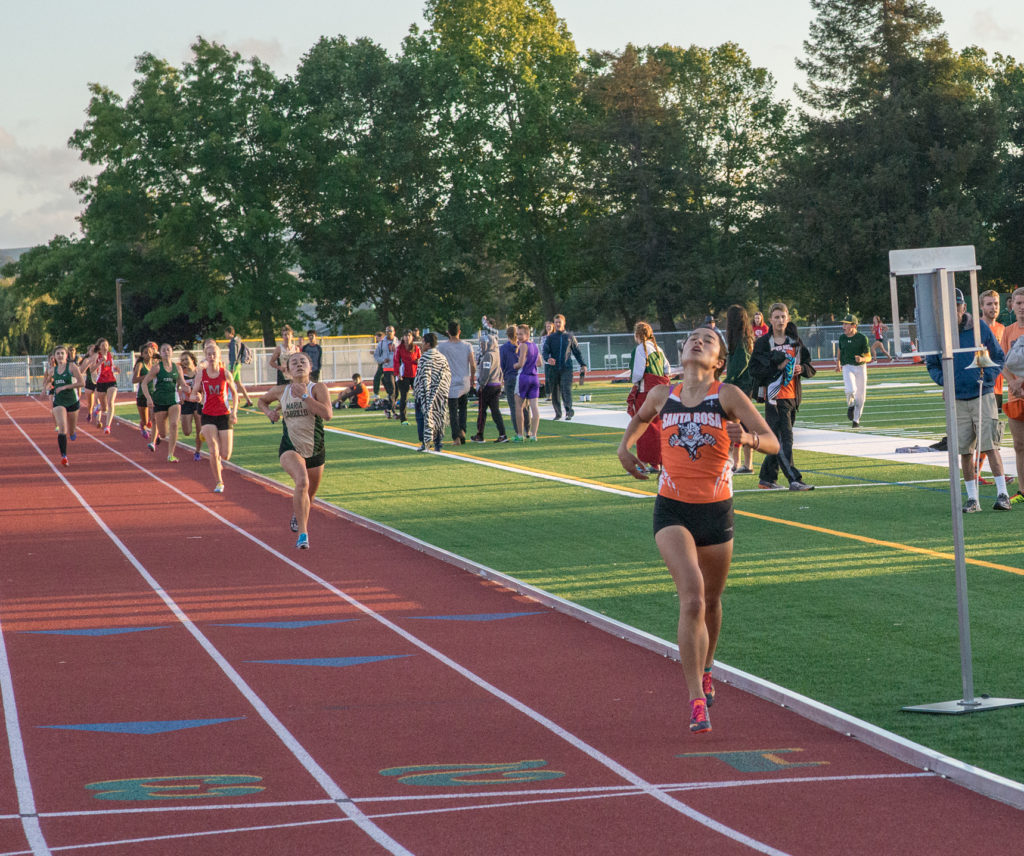 2:20.5 Aimee Holland, 12, Santa Rosa