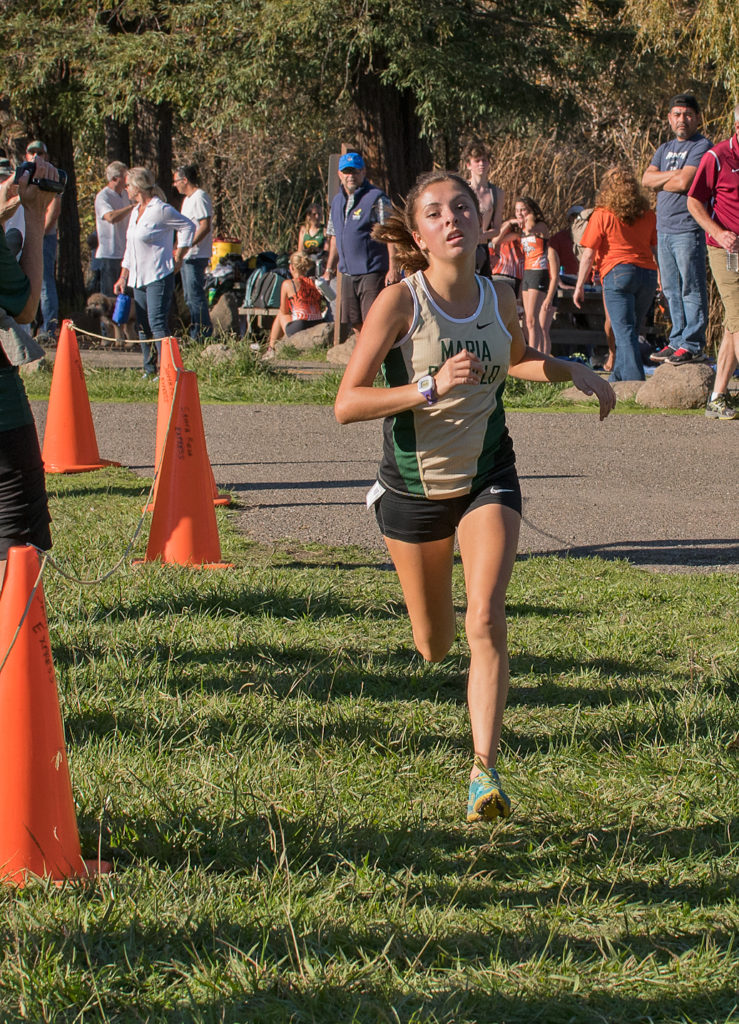 2nd Sydnie Rivas in 18:51