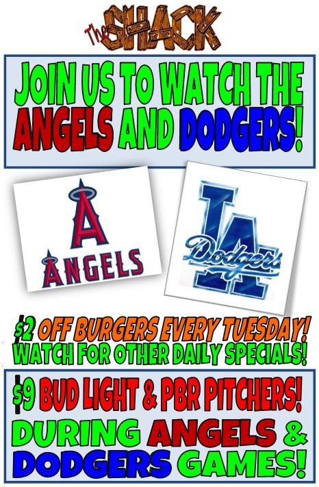 Angels Dodgers