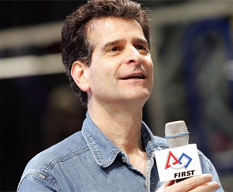 Dean Kamen FIRST Founder