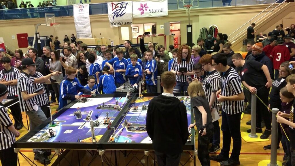 FIRST LEGO League NL Robotics Competition