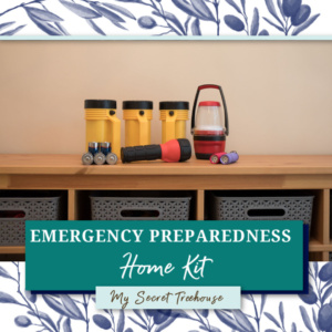 How to Build a Basic Emergency Home Kit