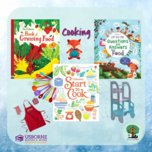 kids cooking, cooking experience, experience gift, holiday gifts for a toddler