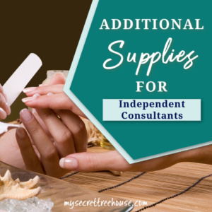 Additional Supplies for Independent Stylists