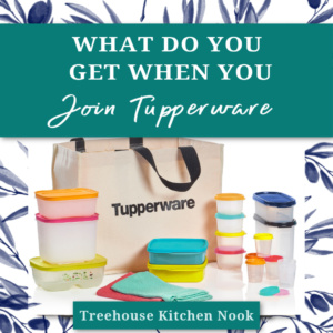 What's in it for YOU if you Join Tupperware