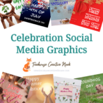 graphics pack, holiday graphics, pre made graphics, done for you graphics