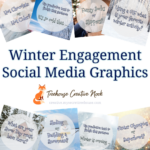 winter engagement pack, winter engagement graphics, engagement graphics