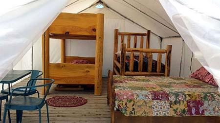 Bunk Tent