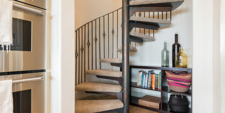 2569 Spyglass Dr Pismo Beach-print-041-12-Stairway from Family Room to-4200x2804-300dpi