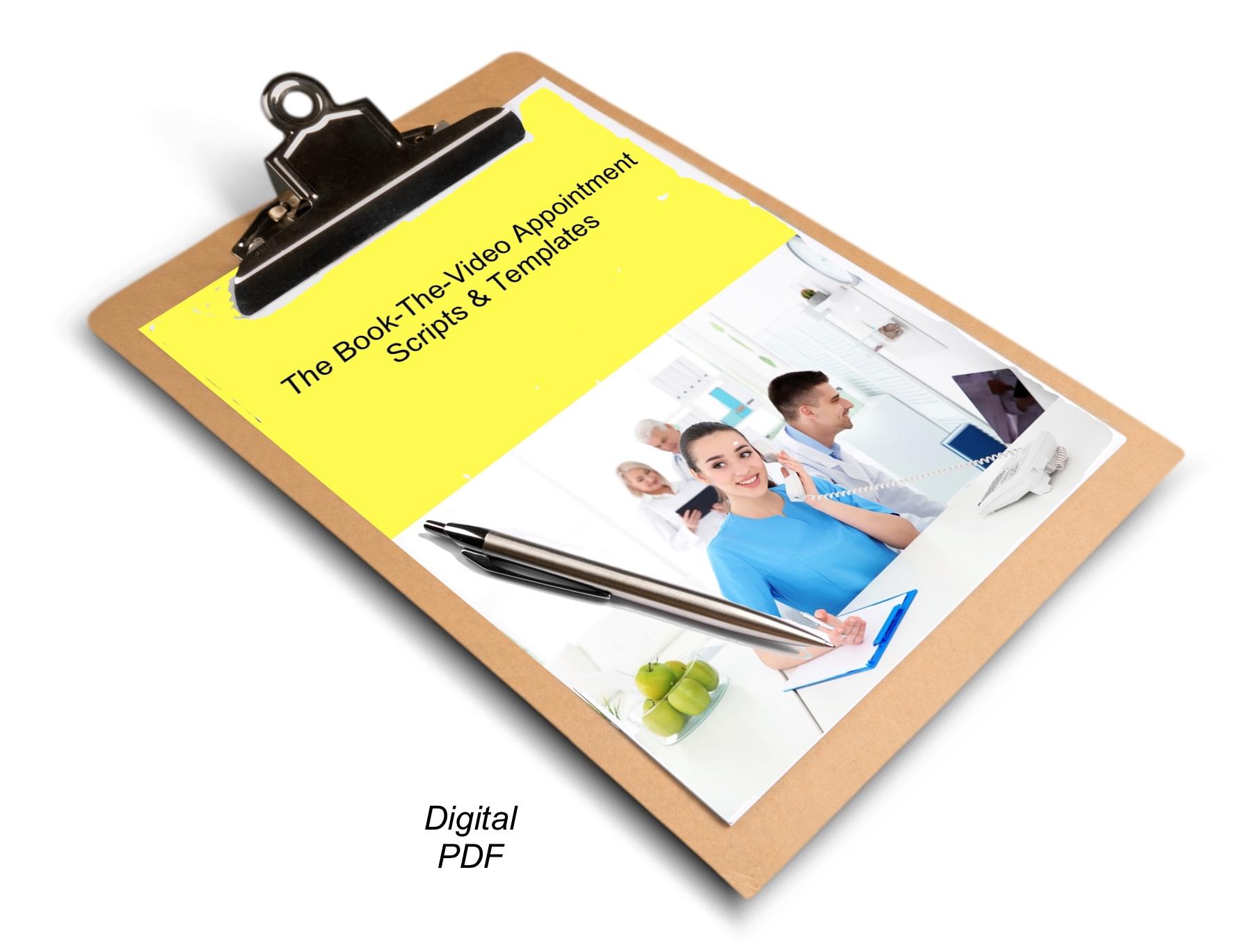 virtual medical sales call scripts and questions