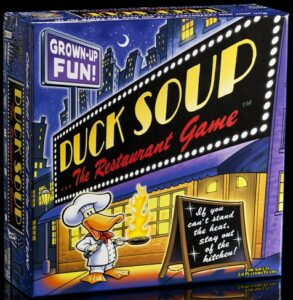 Duck Soup...The Restaurant Game Box