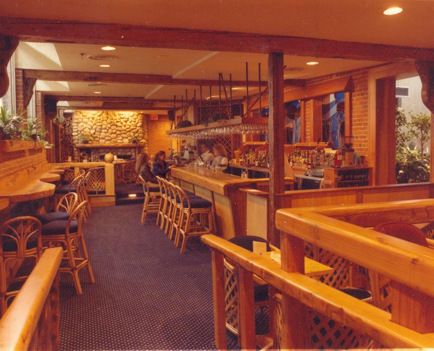 Beans & Barley Bar - The Old Barley Lounge