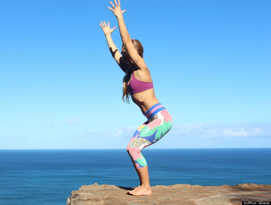 12 Yoga poses for beginners (Part II)