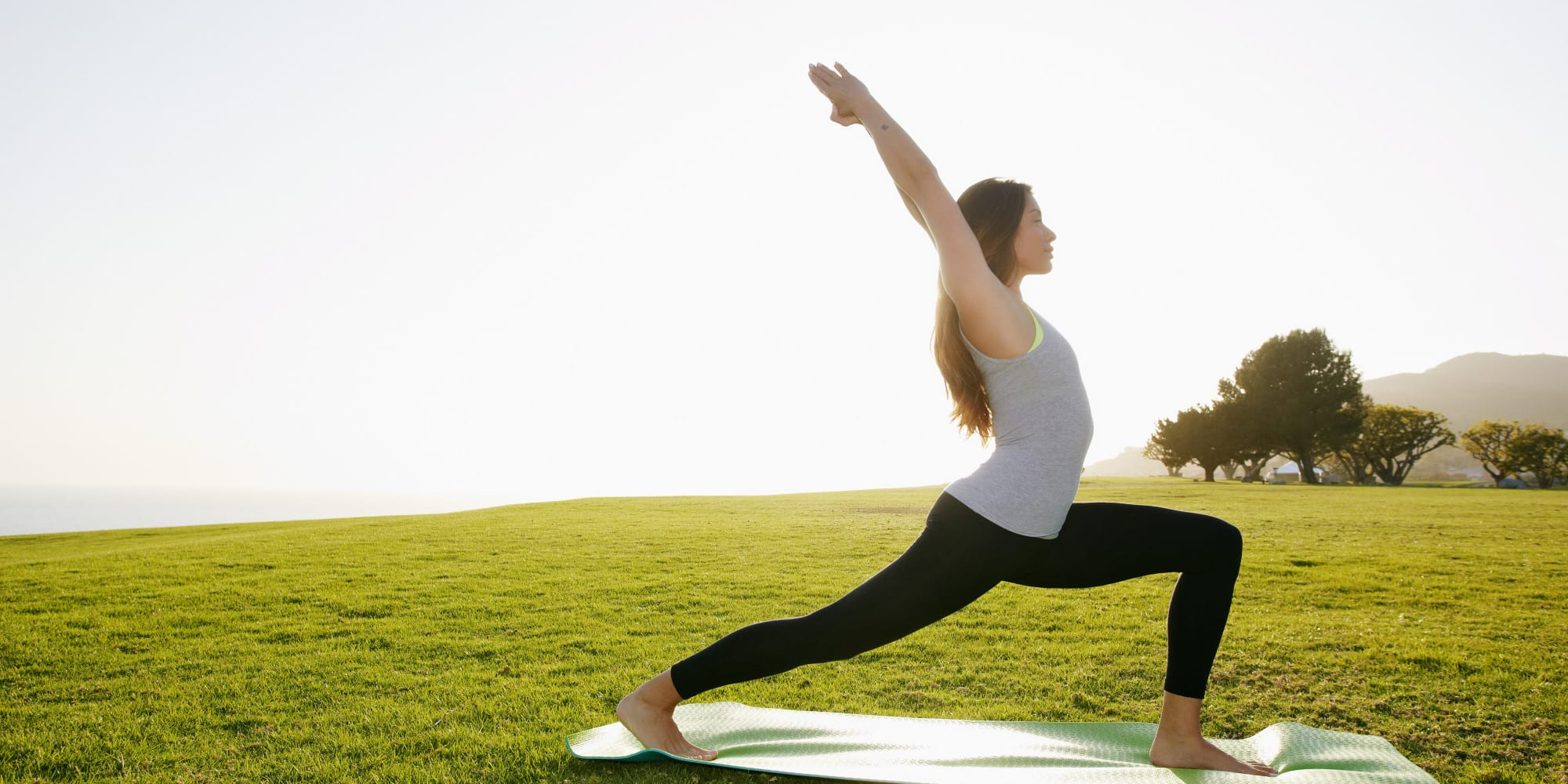 12 Yoga Poses for Beginners (Part I)