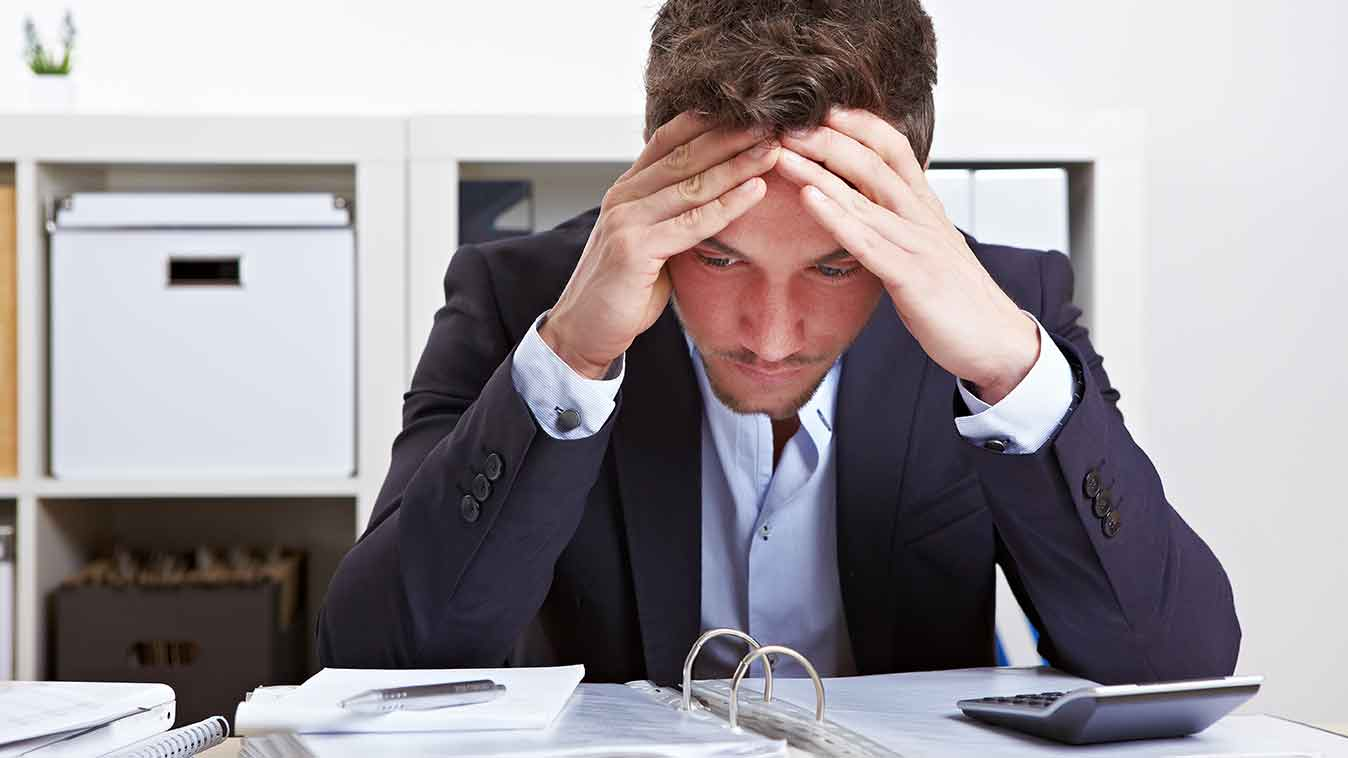 Five Reasons You're A Workaholic