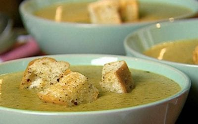 How to prepare a Cancer-Fighting Healthy Broccoli soup