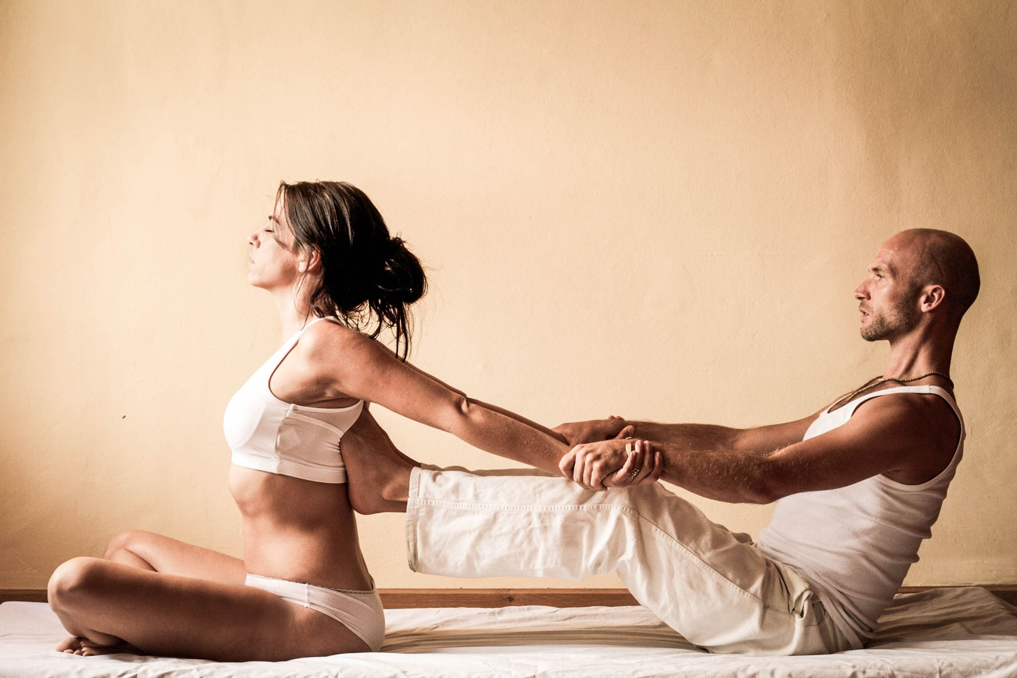 Ayurvedic Yoga Massage