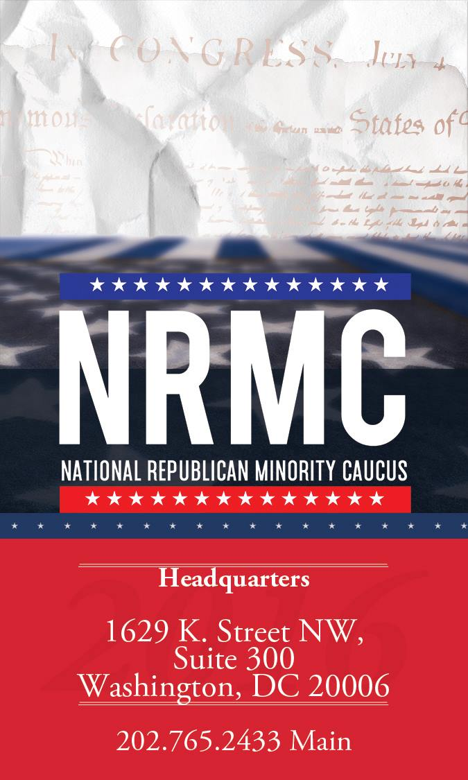Custom Business Card Design- NRMC