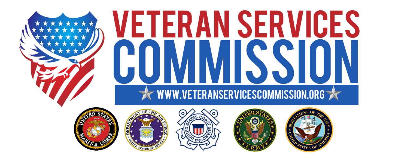 Custom Logo- Veteran Services Commission
