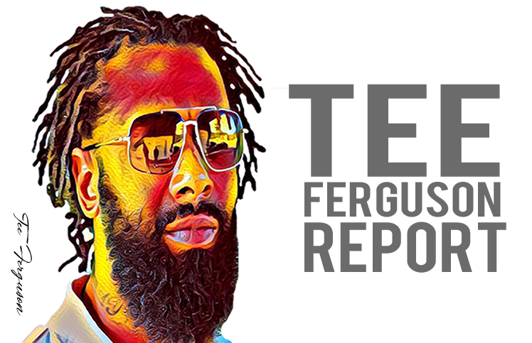 Custom Logo Design-Tee Ferguson Report