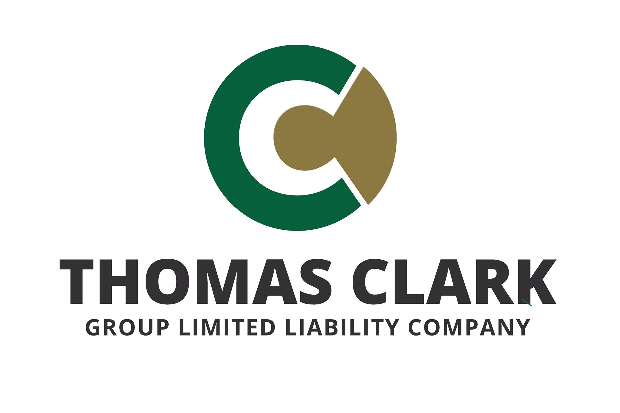 Custom Logo Design- Thomas Clark LLC