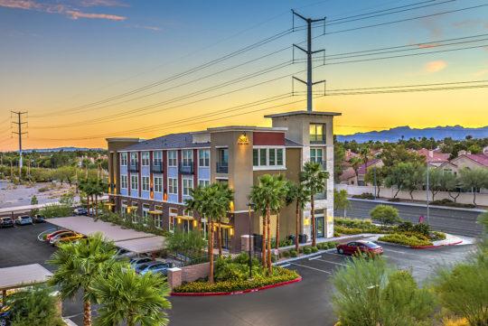 Inspire Apartments Las Vegas