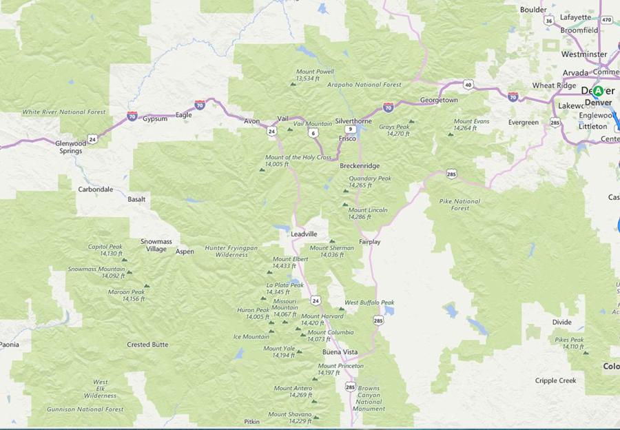 Google Maps Alternative   OnTerra Systems USA