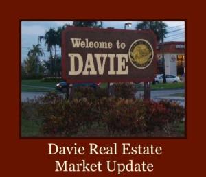Davie Florida Homes Real Estate Market Update
