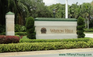 Weston Hills Country Club Homes – October 2011