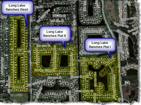 Long Lake Ranches Davie Homes Sitemap