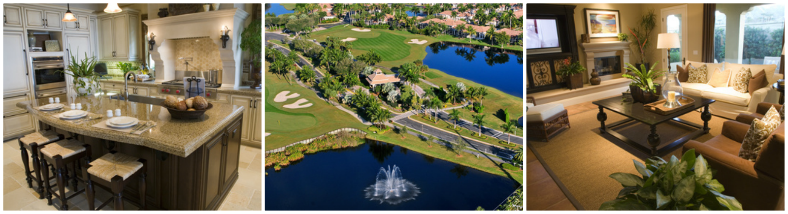 Boca Raton Golf Homes