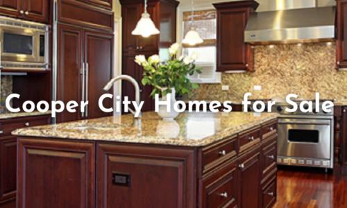 Cooper City Homes