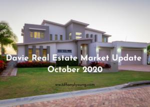 Davie Homes Market Update
