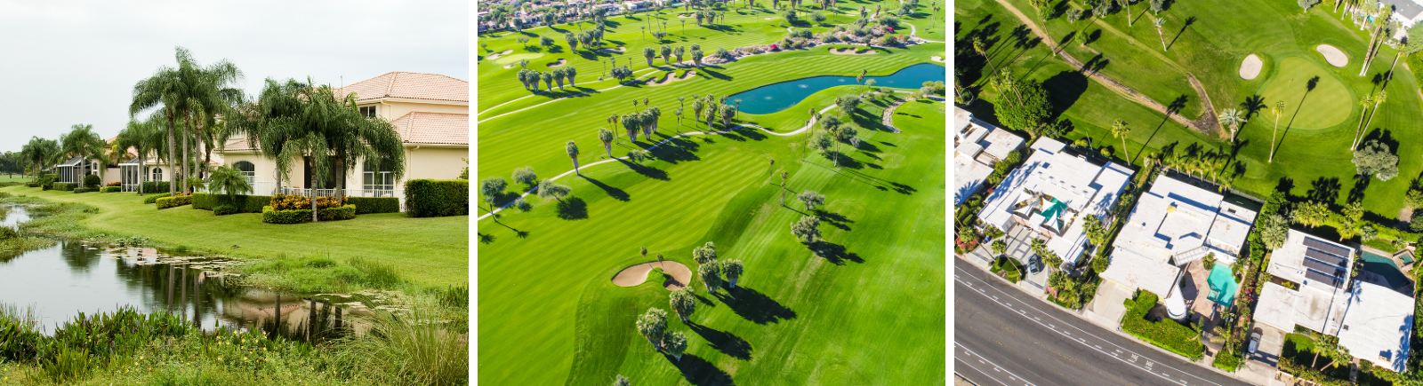 South Florida Golf Course Homes for Sale