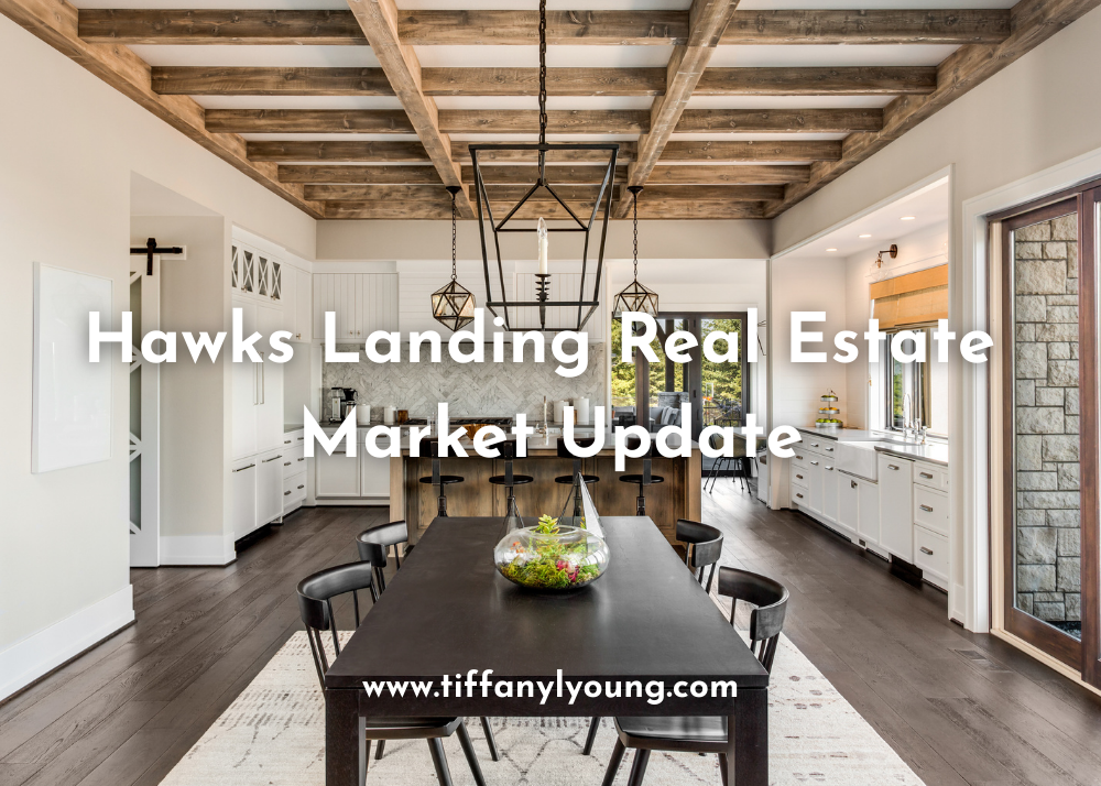 Hawks Landing Homes for Sale