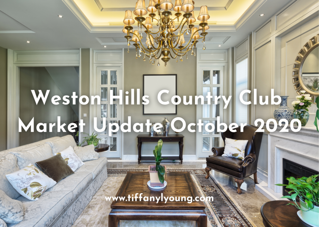Weston Hills Country Club Homes October 2020