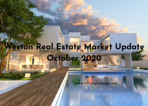 Weston Single Family Homes Market Update