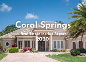 Coral Springs Real Estate Market Report 2020
