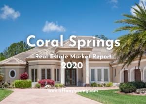 Coral Springs Real Estate Market Report 2020