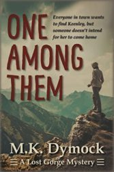 Book Review: One Among Them by M.K. Dymock