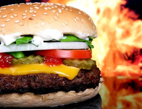 Eat Cheeseburgers: An Essay