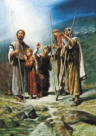 Hope of a Shepherd
