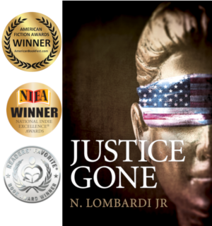 Book Spotlight: Justice Gone by N. Lombardi