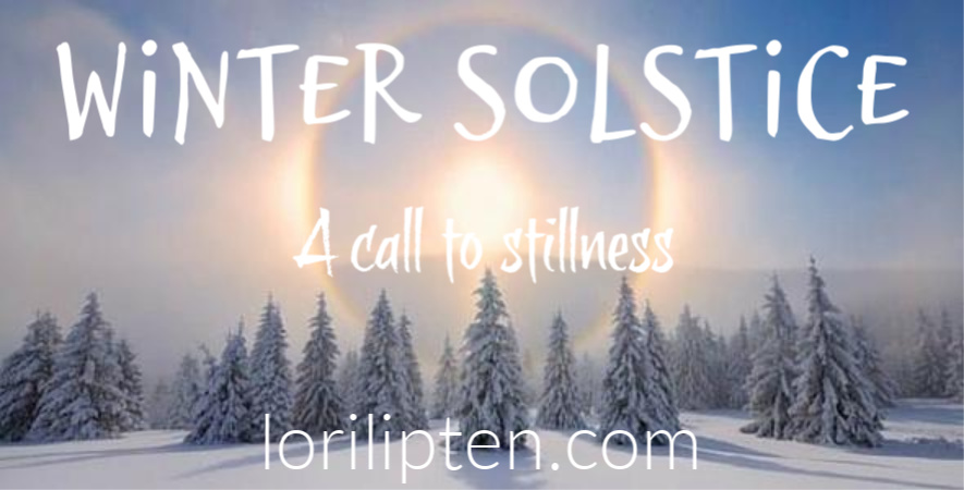 Winter Solstice: Nature's Call into Stillness