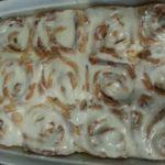 Cinnamon Rolls with Italian Flour
