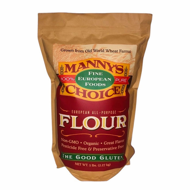 Flour & Yeast