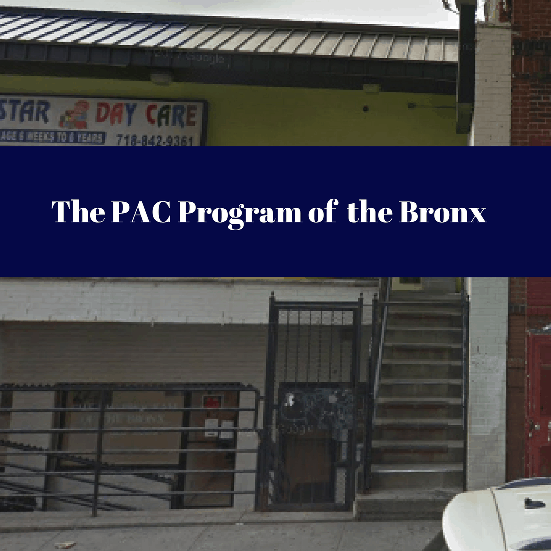 Image of the reception desk at The PAC Program of the Bronx  Outpatient Drug Treatment
