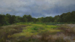 Approaching Storm – Custom Oil Painting